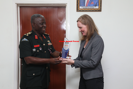 Ghana Armed Forces - News | A/DEPUTY ASSISTANT SECRETARY OF
